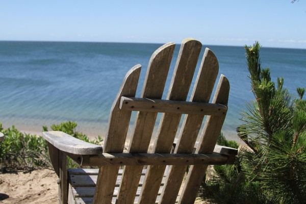 Beach Chair at Lis Sur Mer